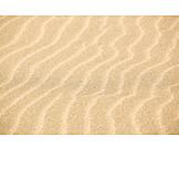 Sand, Struktur, Sandstrand