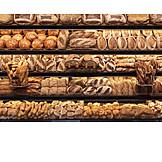 Backwaren, Bäckerei