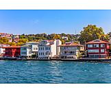 Wohnhaus, Bosporus