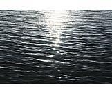 Wasser, Lichtreflexe, Glitzern