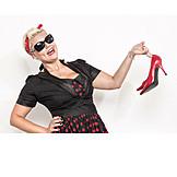 Fashion, High Heels, Rockabilly