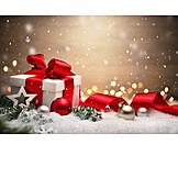 Christmas Decoration, Christmas Present, Christmas