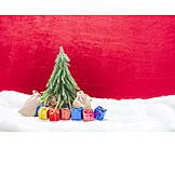 Christmas Tree, Christmas Decoration, Christmas Present