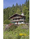Bayern, Gasthaus, Forsthaus