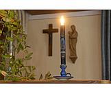 Religion, Candlelight