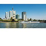 Main River, Frankfurt