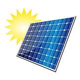 Solarstrom, Sonnenenergie, Solarmodul
