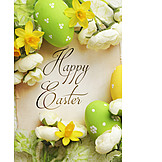 Happy Easter, Easter Card, Happy Easter