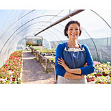 Portrait, Garden Center, Gardener