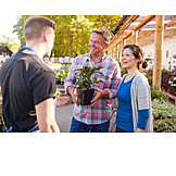 Customers, Garden Center, Customer Support