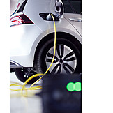 Energy, Electric Car, Charging Point