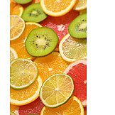 Fruit, Fruit Slice