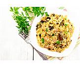 Reisgericht, Italienische Küche, Risotto