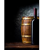 Wein, Weinflasche, Rotwein