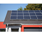 Solar Cells, Solar Energy, Solar Roof