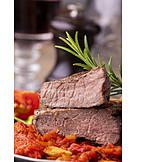Rindersteak, Medium, Rindfleisch, Chateaubriand