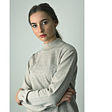 Portrait, Young Woman