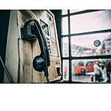 Telephone, Telephone Booth, Payphone