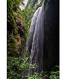 Waterfall, Gorge