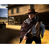 Wild West, Cowboy