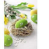 Ostern, Osternest
