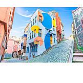 House, Streetart