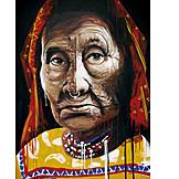 Portrait, Streetart