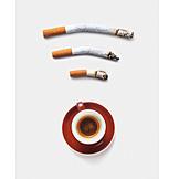 Coffee, Nicotine, Beverage