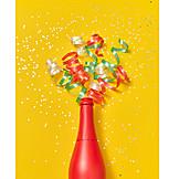 Party, Sparkling, Festive