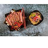 Rindfleisch, Japanische Küche, Teriyaki