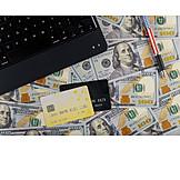 Internet, Paying, Online Banking