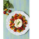 Vorspeise, Italienische Küche, Caprese