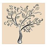 Frühling, Bäumchen, Wunderbaum