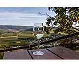 Weißwein, Moseltal, Moselwein