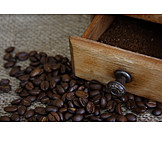 Coffee, Coffee Beans, Ground