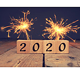 New Years Eve, 2020