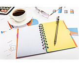 Office & Workplace, Statistics, Diagram