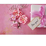 Geschenk, Valentinstag, For You