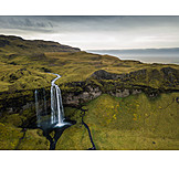 Iceland, Seljalandsfoss