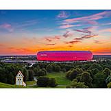 Munich, Alliance arena