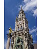 Munich, New Town Hall