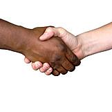 Friendship, Cooperation, Encounter, Solidarity, Handshake