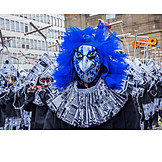 Stage Costume, Carnival, Carnival Parade
