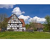 Bauernhaus, Schwäbisches Bauernhofmuseum