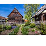 Garten, Freilichtmuseum, Illerbeuren