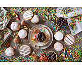 Pastries, Dessert, Carnival