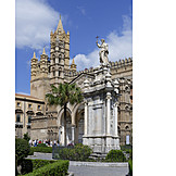 Palermo, Cathedral of palermo