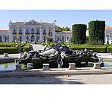 National palace, Queluz