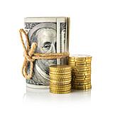 Banknote, Cash, Dollar, Savings