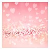 Herz, Valentinstag, Romantisch, Glitter